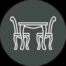 Möbel aufgearbeitet vom Trödelmarkt